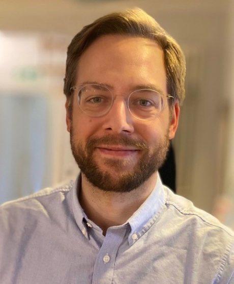 Herr Florian Mohr, Arzt in Weiterbildung